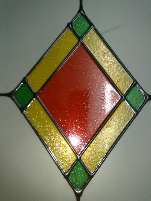 Domestic Stained Glass 3